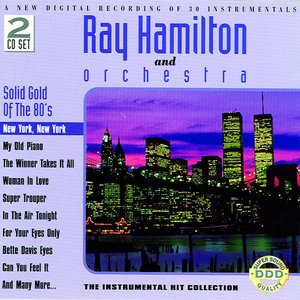 Image for 'Ray Hamilton Orchestra'