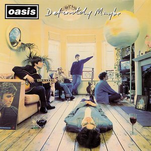 Bild für 'Definitely Maybe'