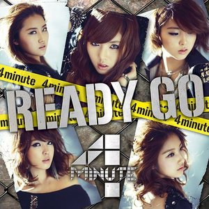 Image for 'READY GO'