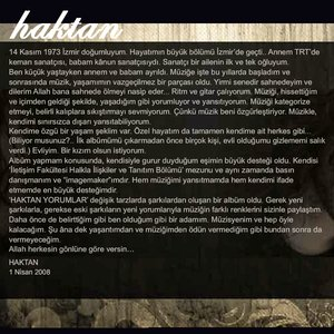 Image for 'Haktan'