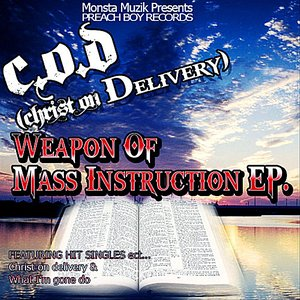 Image for 'Weapon Of Mass Instruction EP'