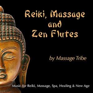 Image pour 'Reiki, Massage & Zen Flutes: Music for Massage, Reiki, Spa, Healing & New Age'