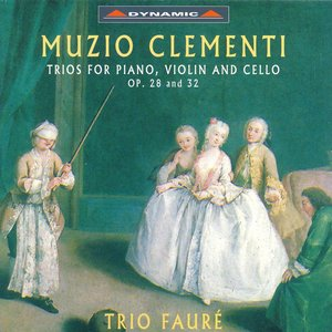Image for 'Clementi: Piano Trios, Opp. 28 and 32'