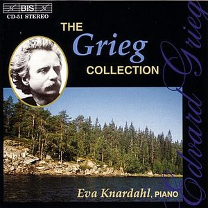 Image for 'GRIEG: Piano Music'