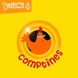 Imagen de 'Comptines Volume 4'