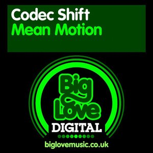 Image for 'Codec Shift'