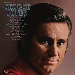 Image for 'George Jones'