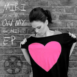 Image for 'My Heart's On My T-Shirt EP'