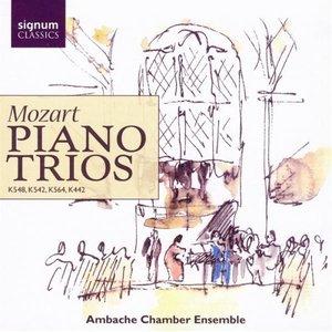Image for 'Mozart Piano Trios'
