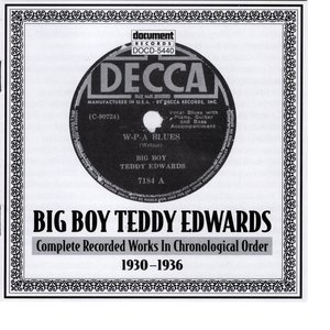 Image for 'Big Boy Teddy Edwards (1930-1936)'