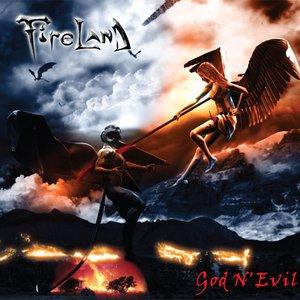 Image for 'God N' Evil'