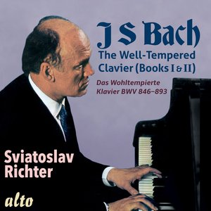 Imagen de 'Bach: Well Tempered Clavier (Books I & II, Complete)'