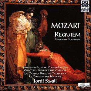 Immagine per 'Requiem In D Minor, K 626 - 5. Sequentia -  Rex Tremendae'