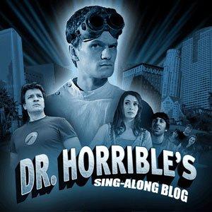 Image pour 'Dr Horrible cast'