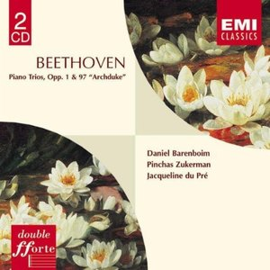 Image pour 'Beethoven: Piano Trios'