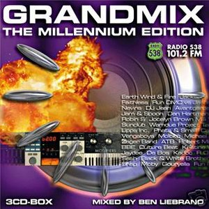 Image for 'Grandmix: The Millennium Edition (Mixed by Ben Liebrand) (disc 1)'
