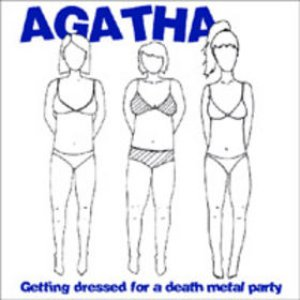 Imagen de 'Getting dressed for a death metal party'