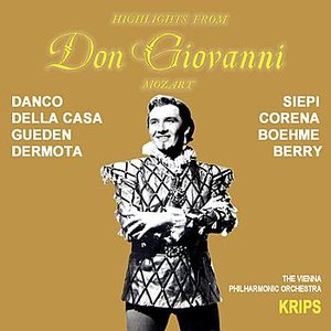 Image for 'Highlights From Don Giovanni'
