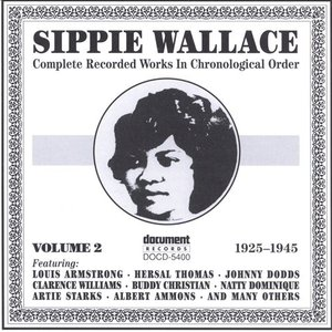 Image for 'Sippie Wallace Vol. 2 (1925-1945)'