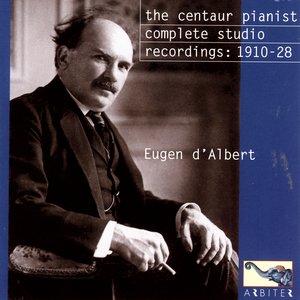 Bild für 'The Centaur Pianist: Complete Studio Recordings, 1910-1928'