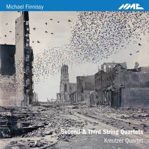 Image for 'Michael Finnissy: Second and Third String Quartets'