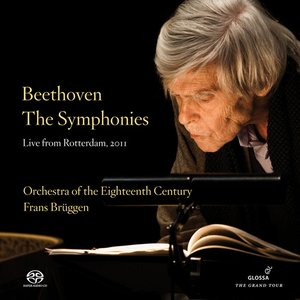Immagine per 'Beethoven: The Symphonies (Live from Rotterdam, 2011)'