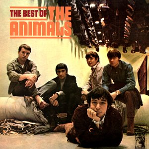 Image pour 'The Best of The Animals'