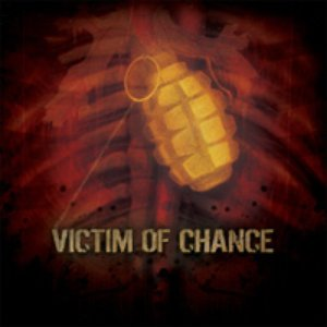 """Victim of chance""的封面"