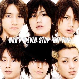Immagine per 'DON'T U EVER STOP'