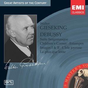 """""""Debussy: Piano Works""""的封面"""