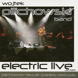 Image for 'Electric Live at art.bem'