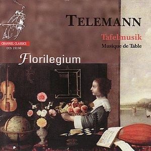 Image for 'G. PH. Telemann: Tafelmusik'