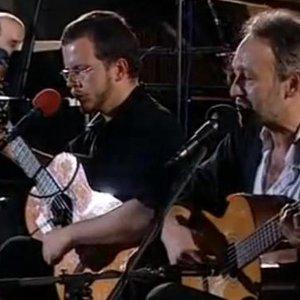 Bild för 'Przemysław Gintrowski, Jacek Kaczmarski i Zbigniew Łapiński'