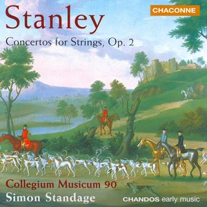 Image for 'Stanley: Concertos for Strings, Op. 2'