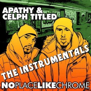 Image for 'No Place Like Chrome (Instrumentals)'