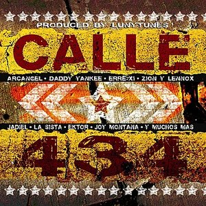 Image for 'Luny Tunes Presents: Calle 434'