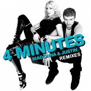 Bild für '4 Minutes (The Remixes)'
