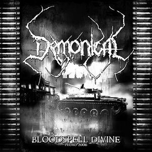 Image for 'Bloodspell Divine'