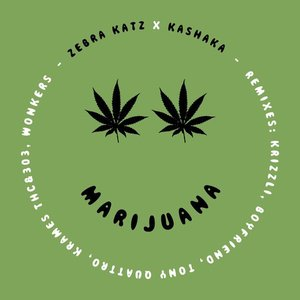 Image for 'Marijuana - EP'