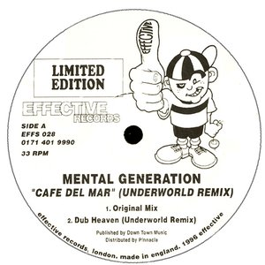 Image pour 'Cafe Del Mar (Underworld Remix)'