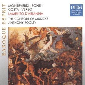 Image for 'Monteverdi: Lamento D'Arianna'