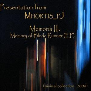 Image for 'Memoria III. Memory of Blade Runner (EP)'