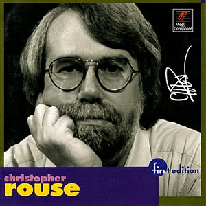 Image for 'Rouse: Symphony No. 1 & Phantasmata'
