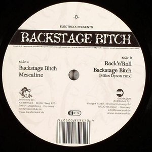 Image for 'Backstage Bitch'