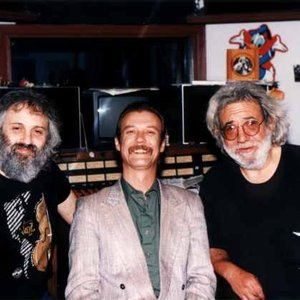 Bild für 'Jerry Garcia, David Grisman & Tony Rice'