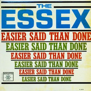 Image for 'Easier Said Than Done'