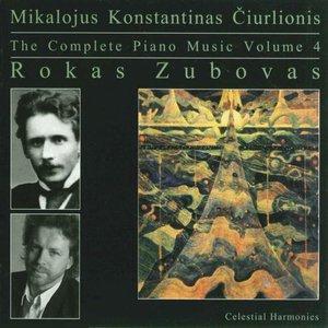 Image for 'The Complete Piano Music of Mikalojus Konstantinas Čiurlionis, Vol. 4'