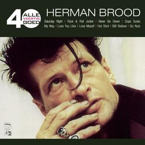Image for 'Alle 40 Goed - Herman Brood'