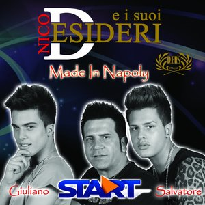 Image for 'Made in Napoly (feat. Clementino, Salvatore Desideri, Giuliano Desideri)'