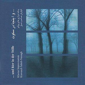 Image for '...und hier in der Stille (...va inja Sokut) - Klavier Improvisation'